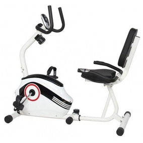 Bicicleta Fija Magnetica Recumbent Horiz World Fitness 2501r