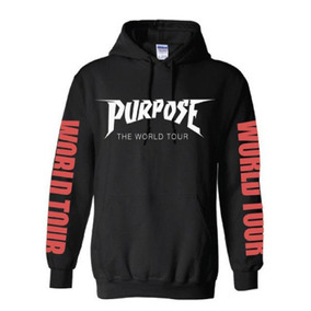Sudadera Justin Bieber Purpose Tour Cd9 One Direction