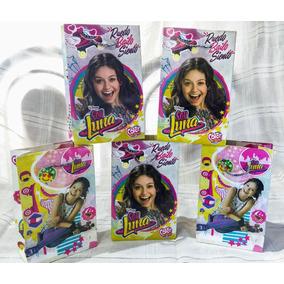 Bolsas Soy Luna De Cartón X Unidad