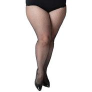 Panty Medias De Red Bucaneras Sexys Talle Grande Especial Xl