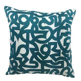 Cojin Decorativo Effi 45x45 - Azul
