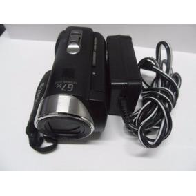 Camara De Video Sony Dcr-pj5 720 X 480 Pix Zoom Óptico 57