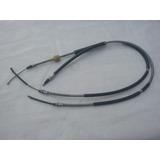 Cables De Freno Derecho/izquierdo Ford Escort