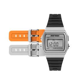 520b75e10052b Relogio Mormai Quadrado - Relógio Mormaii Infantil no Mercado Livre ...