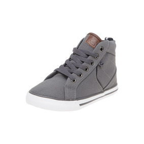 Charly - Tenis Skate - Gris - 1070514 Ss15