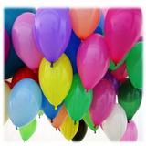 Balão Bexiga Nº 6,5 - Festa De Aniversário Pacote Com 50 Un