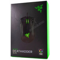Mouse Razer Deathadder Elite 16000 Dpi Óptico - Chorma