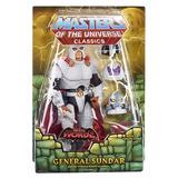 General Sundar Motu Classics He-man Legacyts