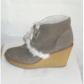 Zapatos De Mujer, Botitas Gap, 37 1/2, Art S-282