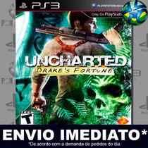 Uncharted Drakes Fortune - Ps3 - Código Psn - Promoção !!