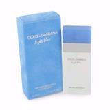 Perfume Light Blue Feminino 50ml- Doce & Gabbana- Original