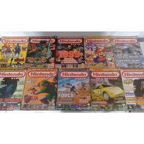 Coleção Revistas Nintendo World.c/ 89 Edições.
