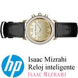 Smartwatch Reloj Inteligente Hp Isaac Misrahi Swarovski