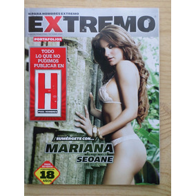 Extremo H Para Hombres Octubre 2007 Portada Mariana Seoane