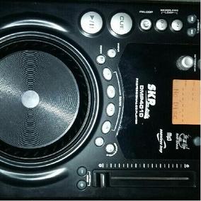 Reproductor Prof Skp Dmp 4010 Ideal Para Escuchar Tus Cd