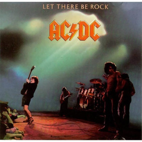 Vinilo Ac/dc - Let There Be Rock