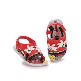 Sandália Mickey Infantil - Love Disney Ipanema