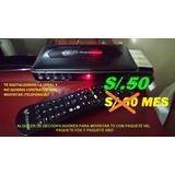 Movistar Tv Decodificador Hd En Alquiler Fox Hbo Hot Pack