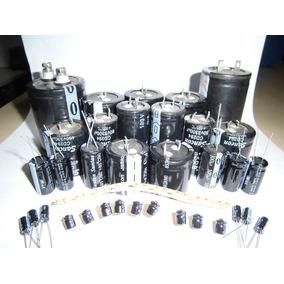 Filtros Condensadores Electroliticos De Todos Los Valores