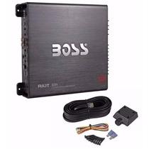 Módulo Amplificador Boss Riot R2504 1000w Rms 4 Canais