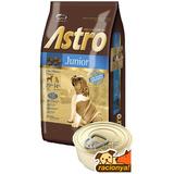 Astro Junior De Frost !! 15 Kg + Snack + Lata De Pate