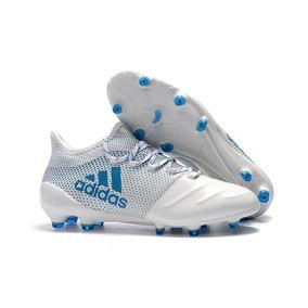 aa188cc57c Chuteira Adidas Meniziz X 17.1 Adultos - Chuteiras no Mercado Livre ...