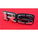 Chevrolet 400 Rally Sport Insignia De Parrilla Original