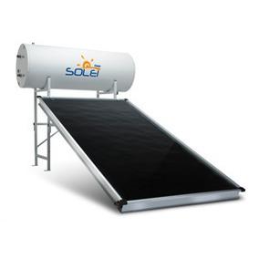 Cinsa Solar Termosifon Boiler Más Del 70% De Ahorro
