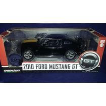 Mustang 2010 Greenlight 1/18 Edicion Limitada