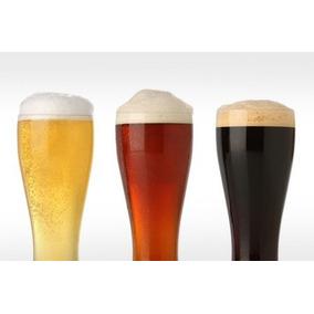 Kit Cerveza Artesanal Insumos X 3 Recetas Para 20l