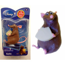 Miniatura Rata Emile Ratatouille Disney Original Yellow