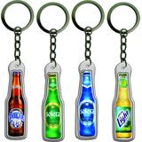 Llaveros Acrilicos De Licores, Cerveza, Polar, Ron, Cacique