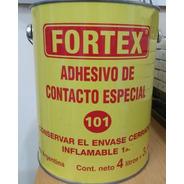 Cemento Contacto Fortex 101 X 4 Litros Ramos Mejia M Envios
