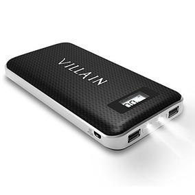 Villain Mah Cargador De Batería De Reserva Portable - Con