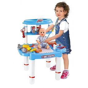 Bancada De Médico Infantil Com Kit Acessórios 489300 Bel