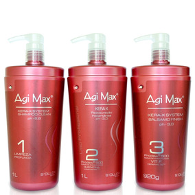 Agi Max Red Escova Progressiva Inteligente 3x1 Litro