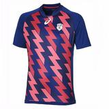 Camiseta De Rugby Paris Sf Asics