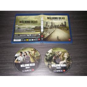 The Walking Dead 3d Dvd Blu-ray Temporada 1-2-3-4 Español