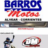 Escape Competicion Moto 110cc Dm 4040 Ram =precio Comercio=