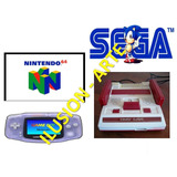 Family Game+ Sega+ Nintendo 64+ Game Boy+ Sonic (via Mail)!!