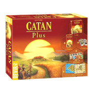 Catan Plus Base + Ampliaciones Klaus Teuber Devir Scarlet