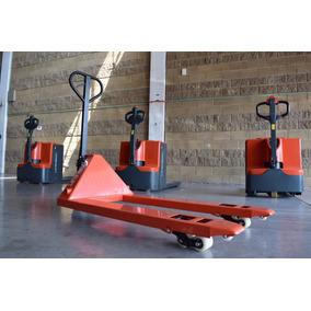 Noblelift Patin Transpaleta Hidraulico 3 Tn Nuevo (garantía)