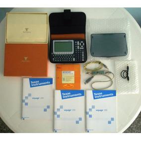 Texas Instruments Voyage 200 Y Forro De Piel Frama