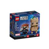 Lego Brick Headz Groot Y Rocket 41626