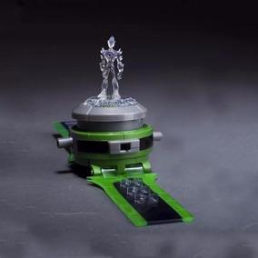 Relógio Ben 10 Com Alien Omnimitrix Bandai - Pronta Entrega