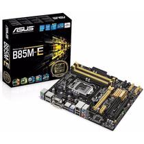 Placa Mãe Asus B85m-e Intel Lga1150 Usb 3.0 B85 Sata 6gb/s
