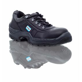 Zapato Trabajo Ozono Ombu C/puntera Seguridad Certificado