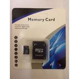 Tarjeta Memoria Micro Sd 64 Gb + Adaptador Sd Clase 10