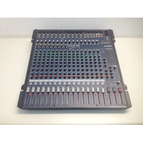 Mesa De Som 20 Canais Yamaha Mg206c