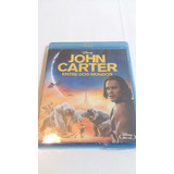 John Carter Entre Dos Mundos Bluray
